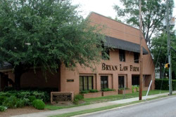 Bryan Law FIrm Building Photo